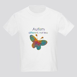 Autism: different, not less T-Shirt